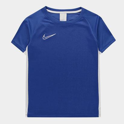 Maillot bleu royal pour enfants, Nike Academy Football