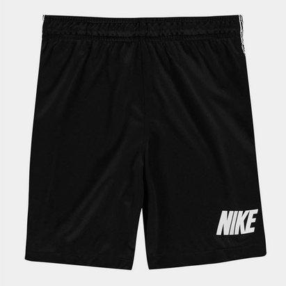 Nike Short noir pour enfant Strike