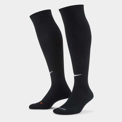 Nike Chaussettes de Football noires pour bébés