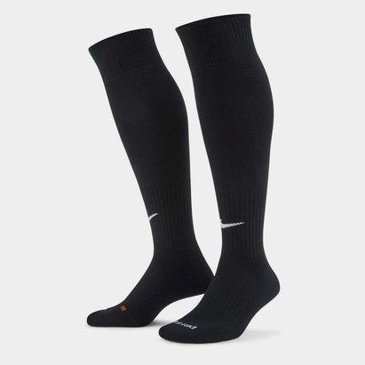 Nike Chaussettes de Football noires pour enfants