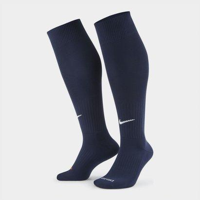 Nike Chaussettes de Foot bleues marine pour hommes