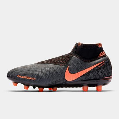 Nike Phantom Vision Elite DF AG, Crampons de Foot pour hommes