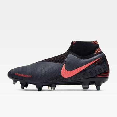 Nike Phantom Vision Elite DF, Crampons de Football pour hommes SG