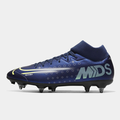 Nike Mercurial Superfly Academy DF SG, Crampons de Football Hommes