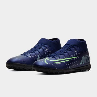 Nike Mercurial Superfly Club DF, Chaussures de football pour terrain synthétiques