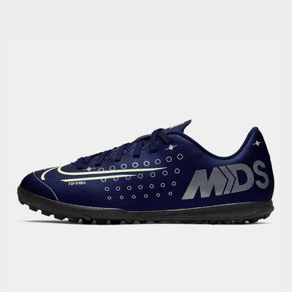 Nike Mercurial Vapor 13 Club, Chaussures de Football pour terrain synthétique, enfants