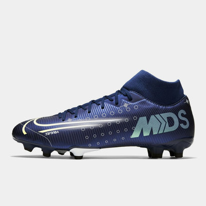 Nike Mercurial Superfly Academy DF FG, Crampons de Football pour Hommes