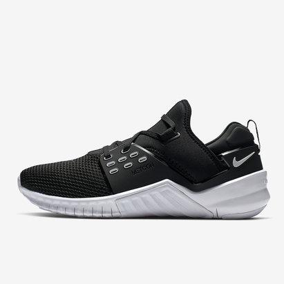 Nike Free X Metcon 2, Chaussures de sport noires pour hommes