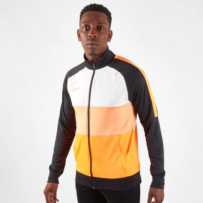 Nike Veste pour hommes avec zip DRI FIT Academy