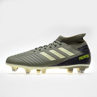 adidas Predator 19.3 SG, Crampons de Football pour Hommes