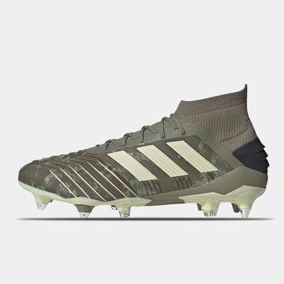 adidas Predator 19.1, Crampons de Football SG pour homme