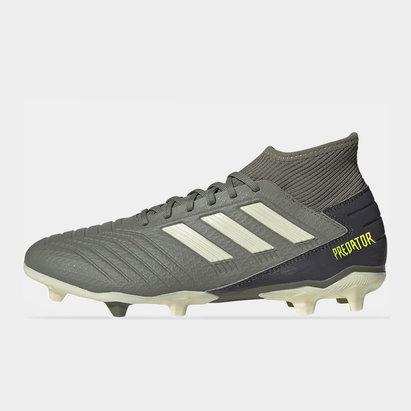 adidas Predator 19.3 FG, Crampons de football pour hommes