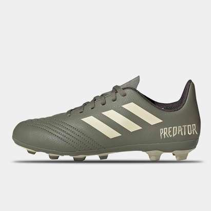 adidas Predator 19.4 FG, Crampons de Football FG pour enfants