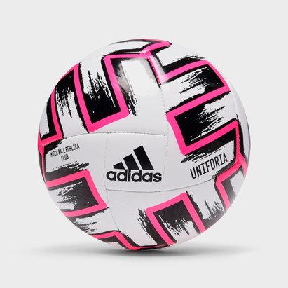 adidas Glider Finale, Ballon de Football Blanc