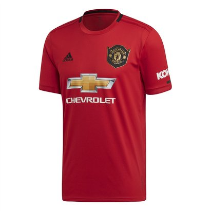 adidas Maillot de Football, Manchester United Domicile 2019/2020