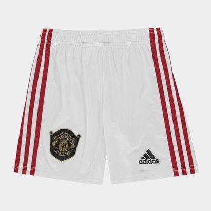 adidas Short domicile pour enfants de Manchester United 2019/2020