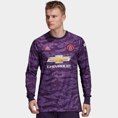 adidas Maillot de gardien de but, Manchester United domicile 2019/2020