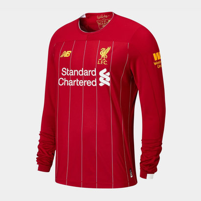 New Balance Maillot manches longues, Liverpool domicile 2019/2020