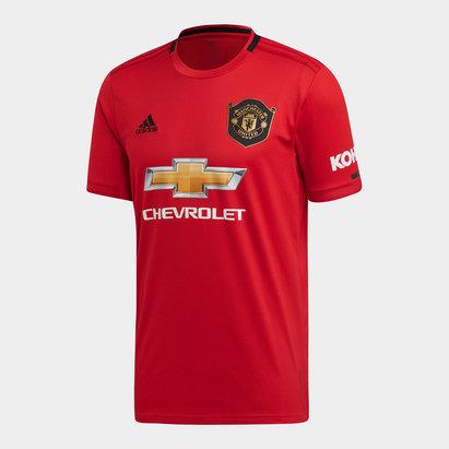 adidas Maillot de Football, Manchester United Domicile 2019/2020, Pour enfants