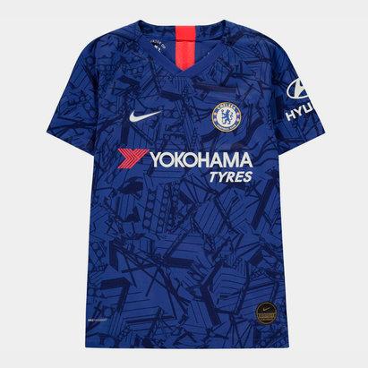 Nike Vapor Maillot de Football, Chelsea domicile 2019/2020 pour enfants