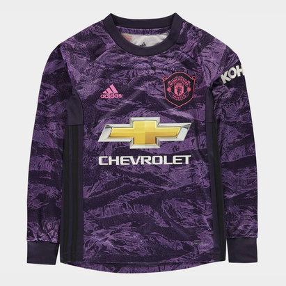 adidas Maillot de gardien de but pour enfant, Manchester United domicile 2019/2020