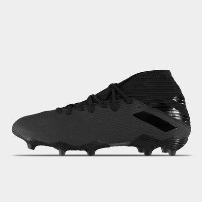 adidas Nemeziz 19.3 FG, Crampons de Foot pour hommes