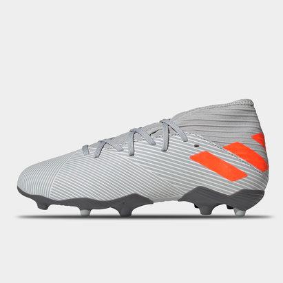 adidas Nemezis 19.3 FG, Crampons de Football pour enfant