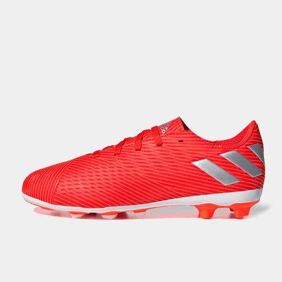 adidas Nemezis 19.4, Crampons de Football pour enfants, Terrain sec