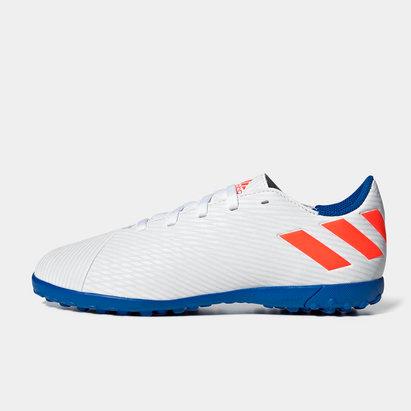 adidas Nemezis Messi 19.4, Chaussures de sports pour enfant, Terrain synthétique