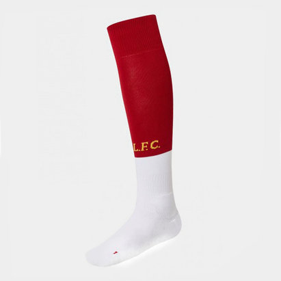 New Balance Chaussettes Liverpool domicile 2019/2020