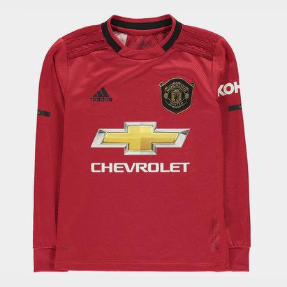 adidas Maillot domicile pour enfants, Manchester United 2019/2020