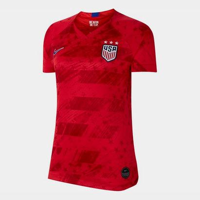 Nike Maillot de Football USA extérieur pour femmes coupe du monde 2019
