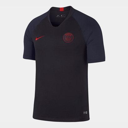 Nike Paris Saint Germain, Haut de Survêtement Dri Fit pour hommes 2019/2020 col V