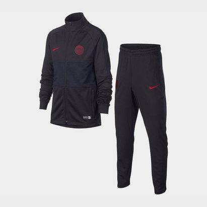 Nike Paris Saint Germain, Survêtement Dri Fit pour enfants 2019/2020