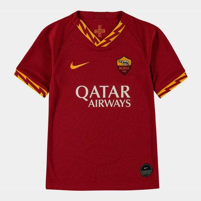 Nike Maillot de Football AS Roma domicile 2019/2020, pour enfants