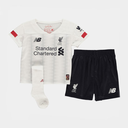 New Balance Kit de Football pour jeunes enfants, Liverpool extérieur 2019/2020