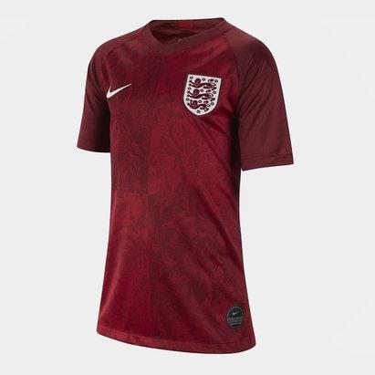 Nike Maillot de football pour enfants, Angleterre extérieur 2019