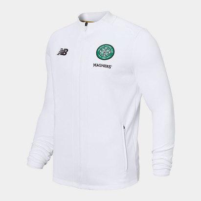 New Balance Veste de Football Joueurs pour l'extérieur, Celtic 2019/2020