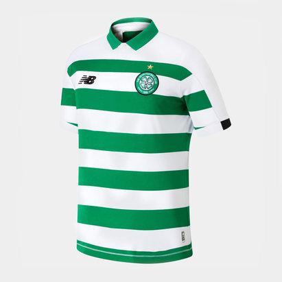 New Balance Maillot pour enfant du Celtic de Glasgow domicile 2019/2020
