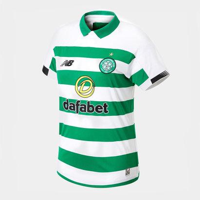 New Balance Maillot Celtic de Glasgow FC domcile 2019/2020 femmes