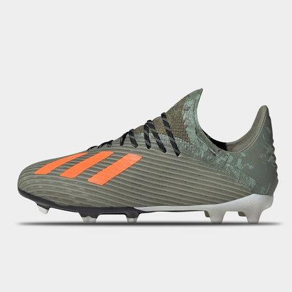 adidas X 19.1 FG, Crampons de Football pour enfants