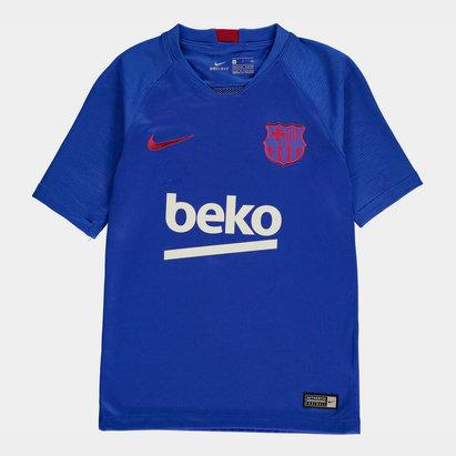 Nike T-shirt Strike, Barcelone 2019/2020 pour enfants