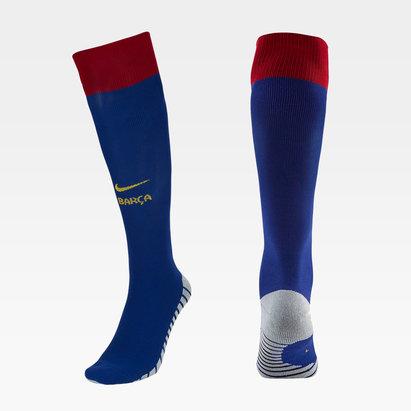 Nike Chaussettes pour enfants de 5 à 11 ans, FC Barcelone Domicile 2019/2020