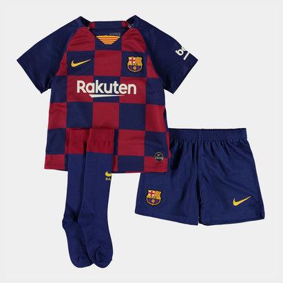 Nike Kit de football pour enfants, FC Barcelone domicile 2019/2020