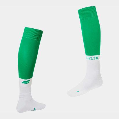 New Balance Chaussettes de foot domicile Celtic de Glasgow 2019/2020 pour enfants