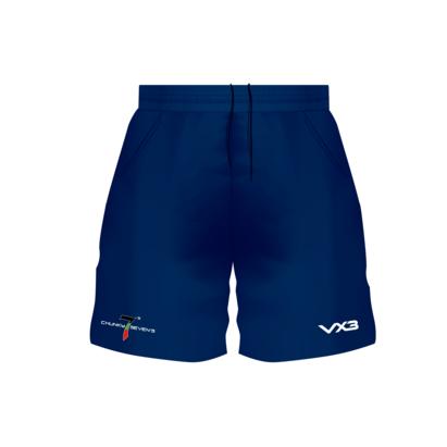 VX3 Chunky 7's, short d'entrainement