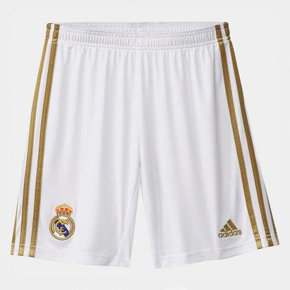adidas Short de football, real Madrid domicile 2019/2020, pour enfants