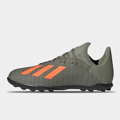 adidas X 19.3, Chaussures de Football pour enfants, terrain synthétique