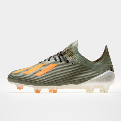 adidas X 19.1, Crampons de football FG pour homme
