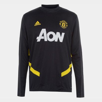 adidas Haut d'entraînement Manchester United pour hommes